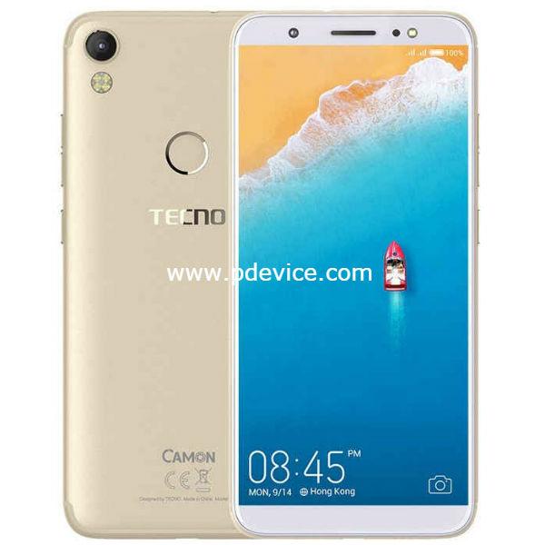 Tecno Camon i Smartphone Full Specification