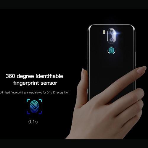 UHANS i8 With Fingerprint Scanner