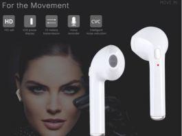 Wireless Bluetooth Earphones Mini Earbud