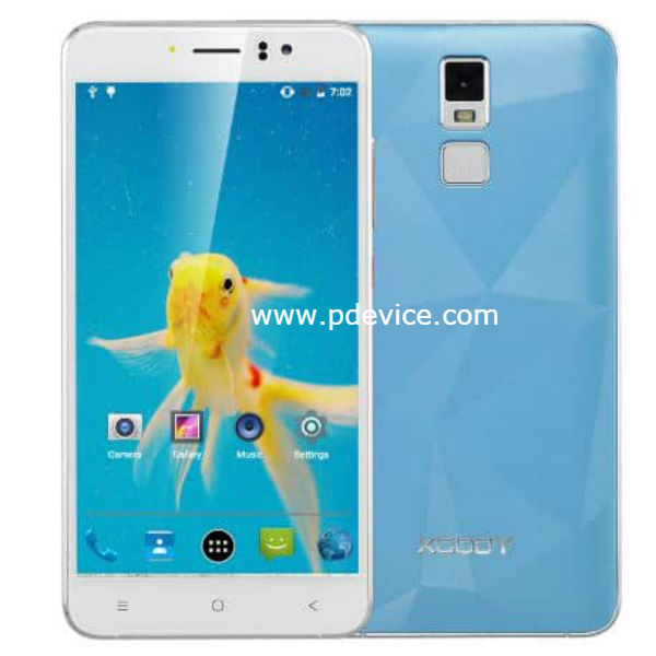 Xgody S14 Smartphone Full Specification