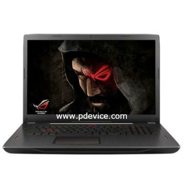 ASUS ROG S7ZC1700 Gaming Laptop Full Specification