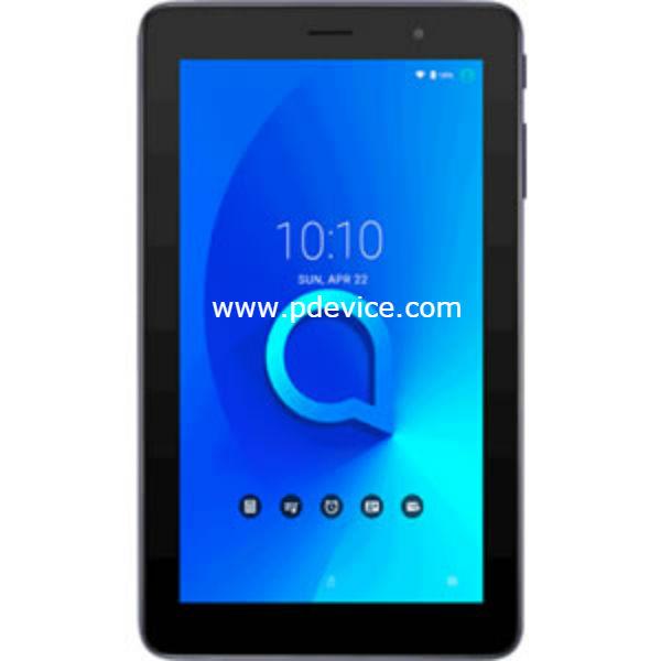 Alcatel 1T 7 Tablet Full Specification