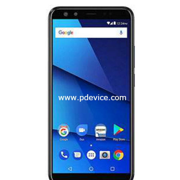 BLU Vivo X Smartphone Full Specification