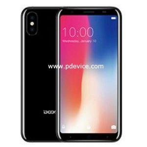 Doogee X55 Smartphone Full Specification