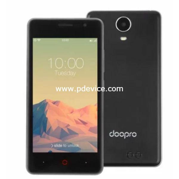 Doopro P4 Pro Smartphone Full Specification