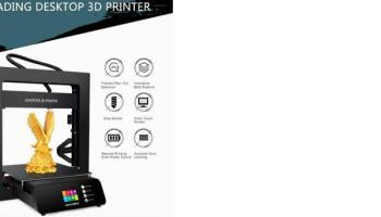 JGAURORA A5 Updated Large Printing Size 3D Printer GearBest Coupon