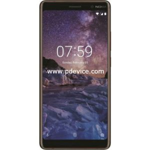 Nokia 7 Plus Smartphone Full Specification