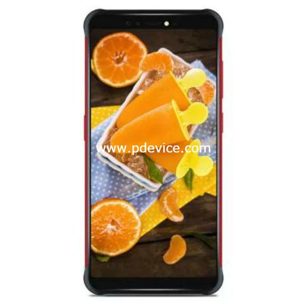 Vernee V2 Smartphone Full Specification