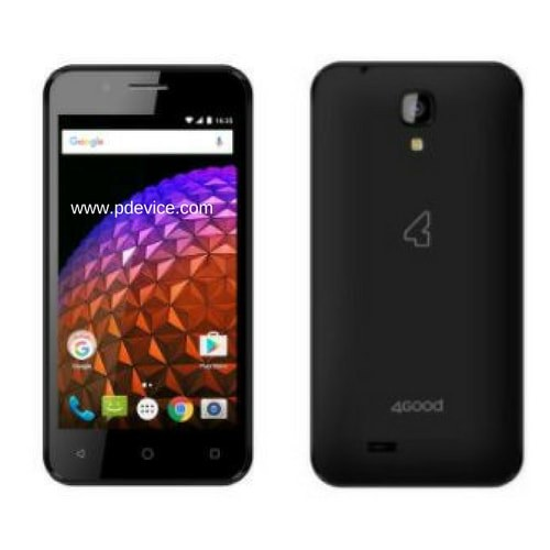 4Good Light B1002 Smartphone Full Specification