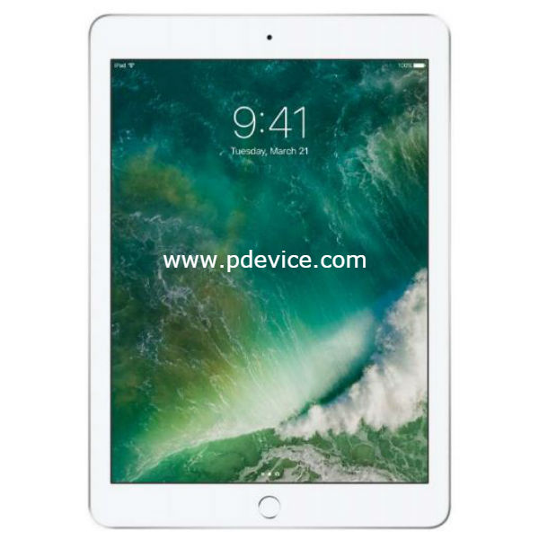 Apple iPad 9.7 (2018) Wi-Fi Tablet Full Specification