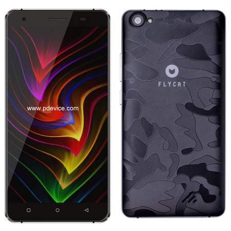 Flycat Optimum 5003 Smartphone Full Specification