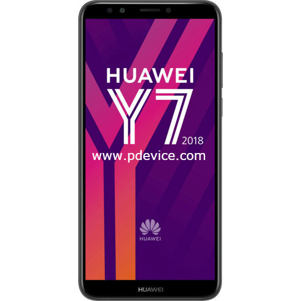 Huawei Y7 (2018) Smartphone Full Specification