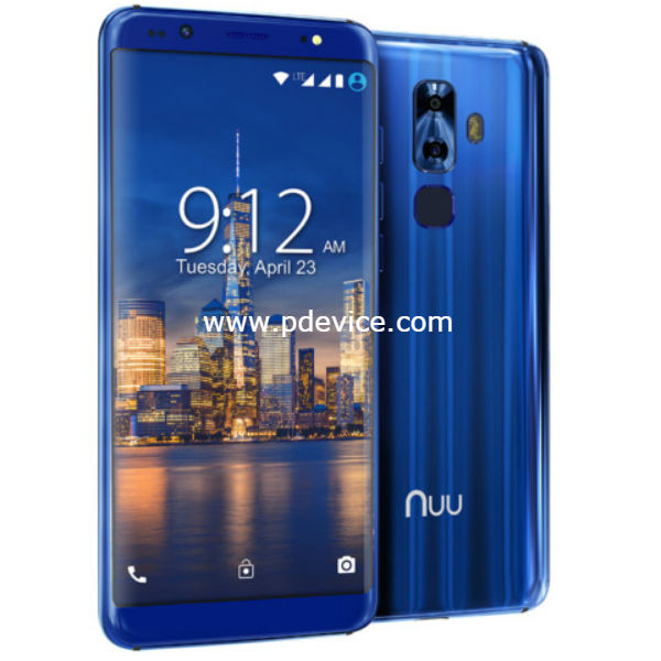NUU Mobile G3 Smartphone Full Specification