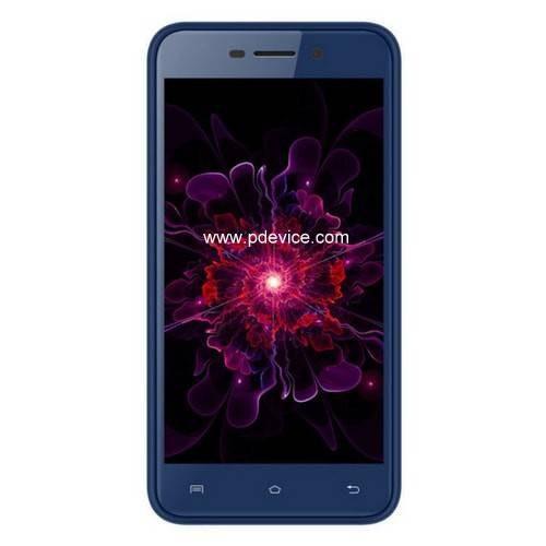 Nomi i5012 Evo M2 Smartphone Full Specification