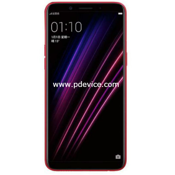 Oppo A1 Smartphone Full Specification
