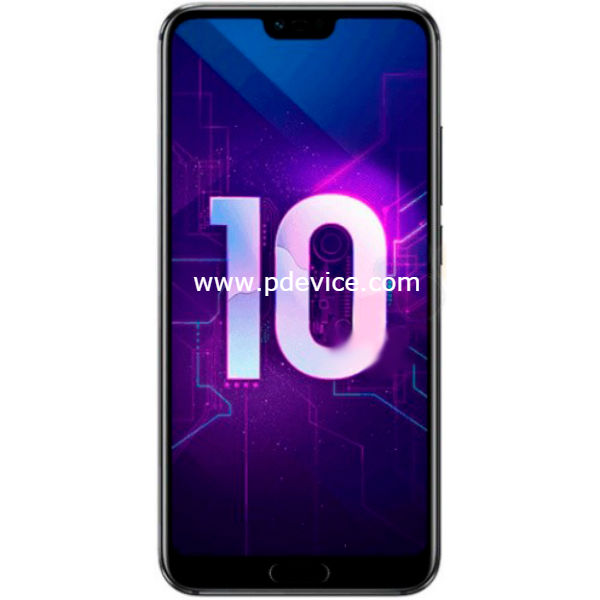 Huawei Honor 10 Smartphone Full Specification