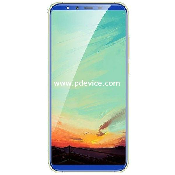 Koolnee K3 Smartphone Full Specification