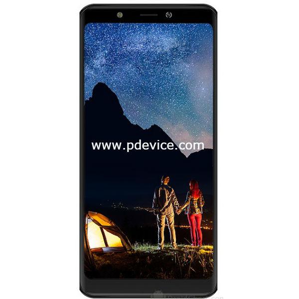 Lanix Ilium Alpha 950 Smartphone Full Specification