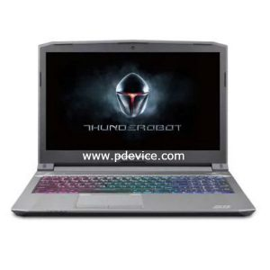 ThundeRobot ST Plus Gaming Laptop Full Specification