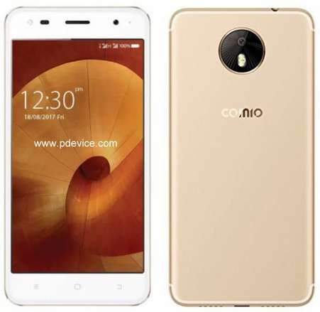 Comio S1 Lite Smartphone Full Specification