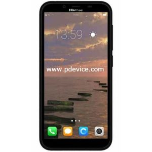 HiSense Infinity F17 Pro Smartphone Full Specification