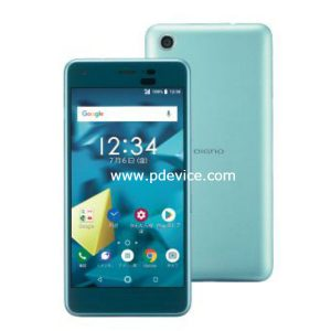 Kyocera Digno J Smartphone Full Specification