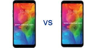 LG Q7 vs LG Q7 Plus