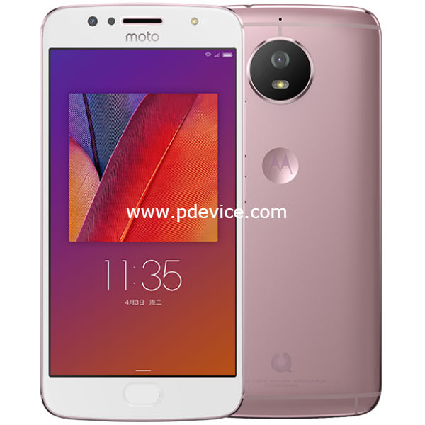 Moto Qingyou XT1799 Smartphone Full Specification