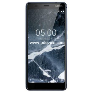 Nokia 5.1 Smartphone Full Specification