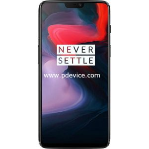 OnePlus 6 Smartphone Full Specification