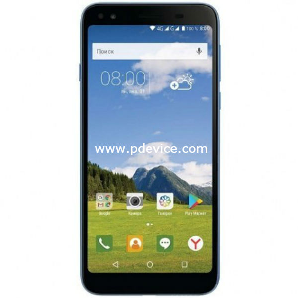 Philips S395 Smartphone Full Specification
