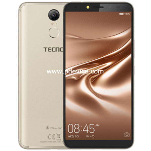 Tecno Pouvoir 2 Smartphone Full Specification