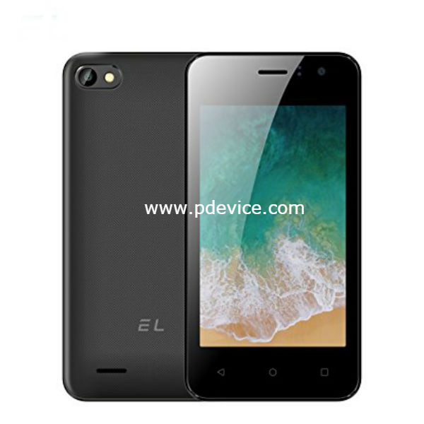 EL W40 Smartphone Full Specification