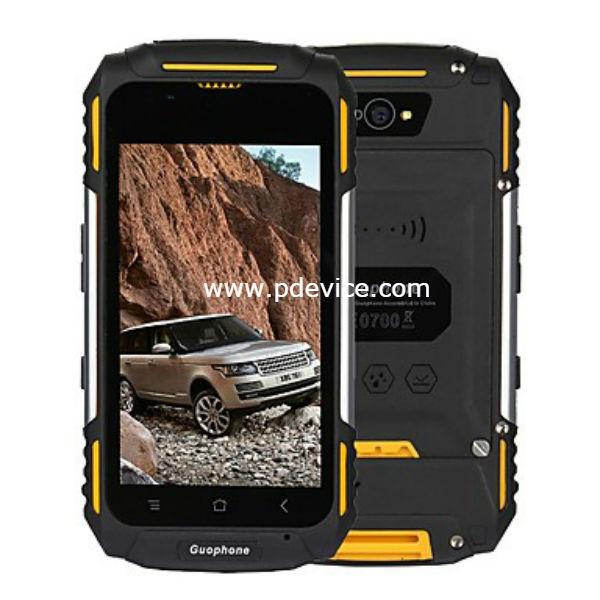 Guophone V88 Smartphone Full Specification