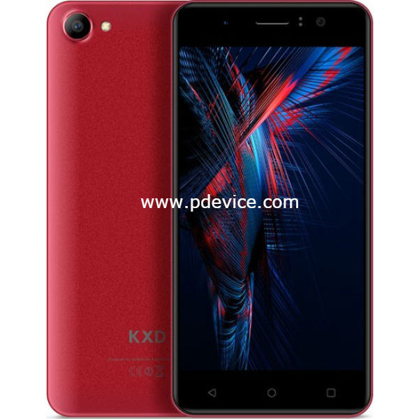 Kenxinda W50 Smartphone Full Specification