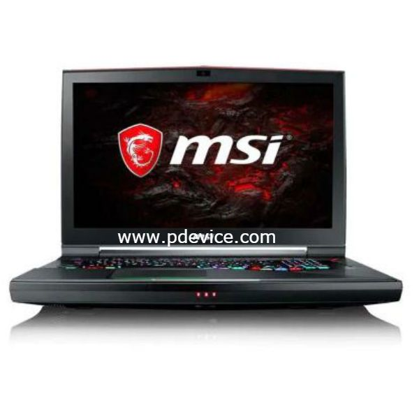 MSI GT75 8RF-003CN Gaming Laptop Full Specification