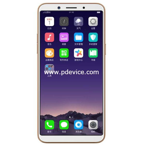 Oppo A73s Smartphone Full Specification