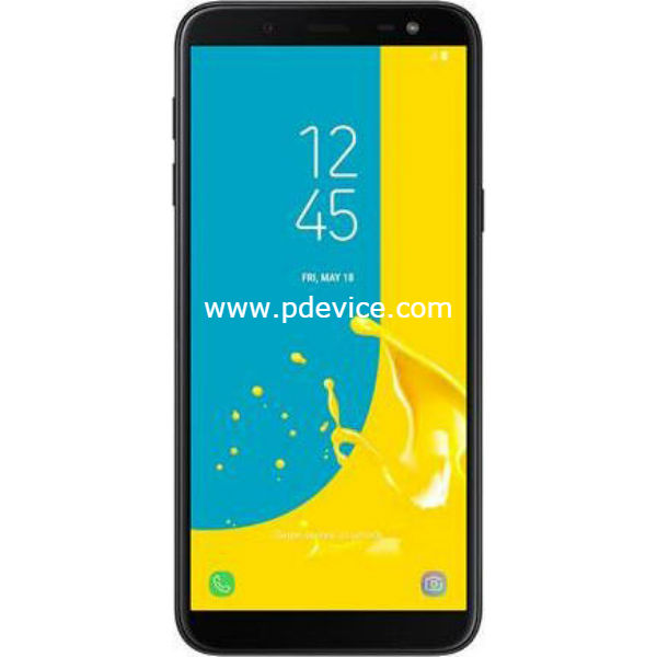 Samsung Galaxy J6 (2018) Smartphone Full Specification
