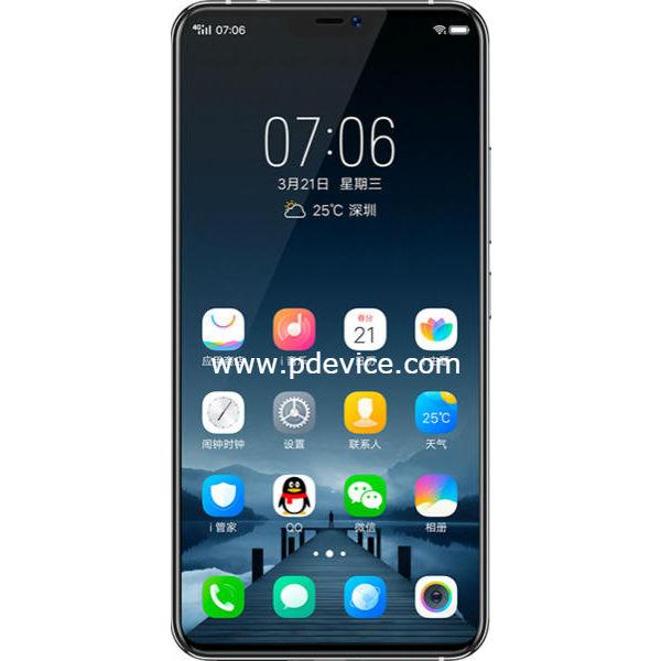 Vivo Nex S Smartphone Full Specification