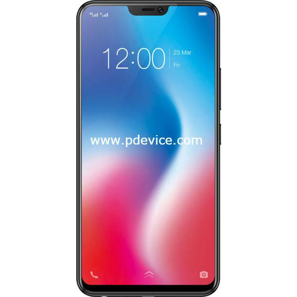 Vivo V9 6GB Smartphone Full Specification