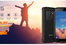 DOOGEE S55 Deal Online, Best Sale Ever
