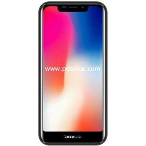 Doogee X70 Smartphone Full Specification