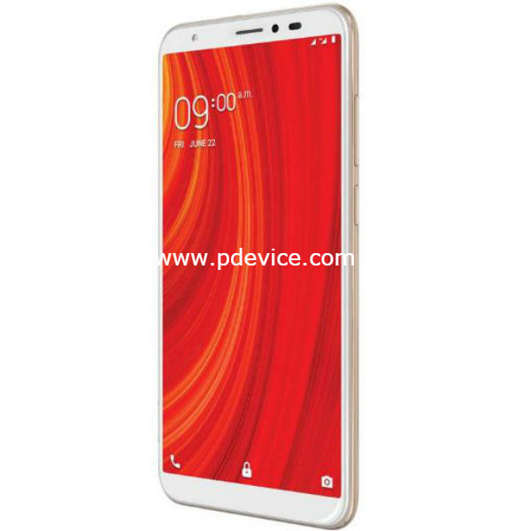 Lava Z61 Smartphone Full Specification
