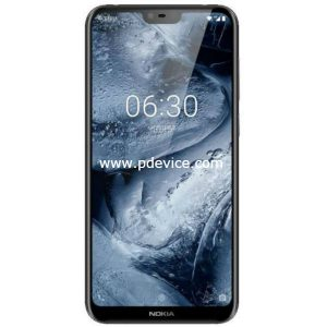 Nokia 6.1 Plus Smartphone Full Specification
