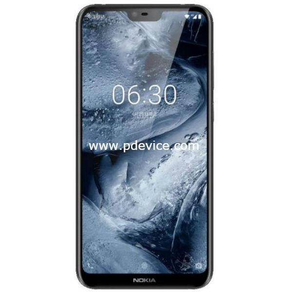 Nokia 6.1 Plus Smartphone Full Specification