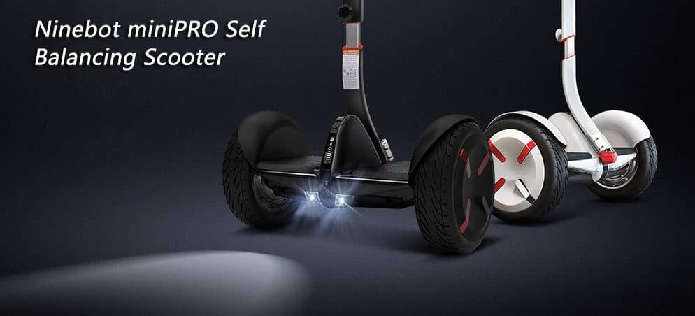 Xiaomi Ninebot miniPRO 10.5 inch 2-wheel Self Balancing Scooter GearBest Coupon