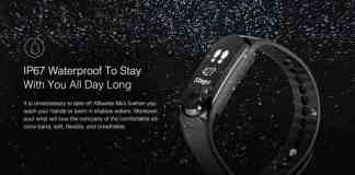 Alfawise Mini 3 Smart Bracelet GearBest Coupon Code + Flash Sale Online