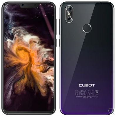 Cubot P20 Smartphone Full Specification