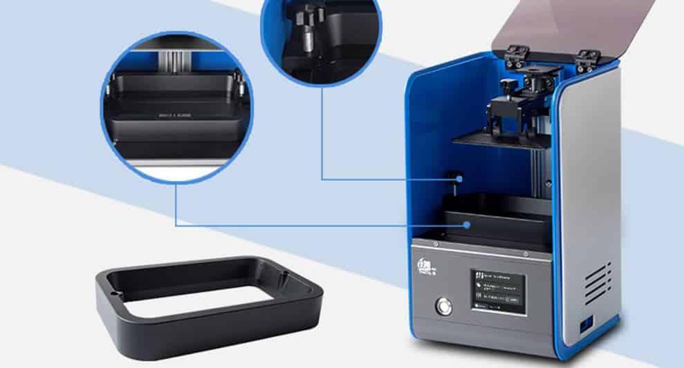 Creality3D LD - 001 DLP Light Curing 3D Printer $30 GearBest Coupon Code
