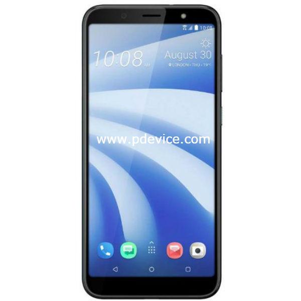 HTC U12 Life Smartphone Full Specification